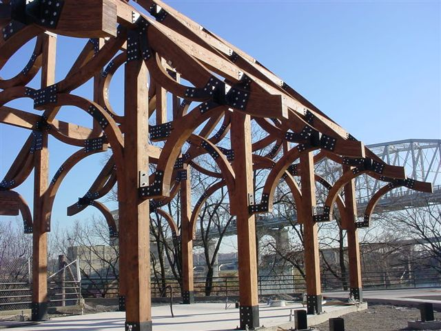 Timber Trusses - PacWest Lumber