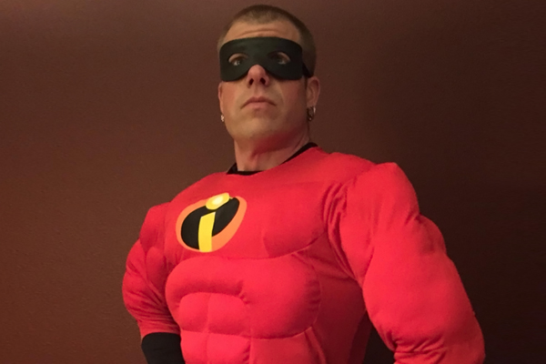 Mr. Incredible Mike Betz